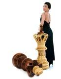schacksammansättning Fotografering för Bildbyråer