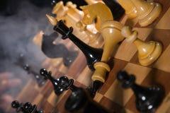 schacksammansättningsvariants Royaltyfria Foton