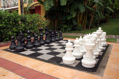 schackset Royaltyfri Foto