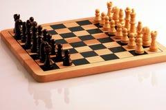 schackset arkivfoton