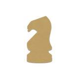 Schackstycke, pappers- design Royaltyfria Bilder
