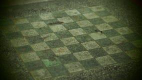 Schacktabell Arkivbild