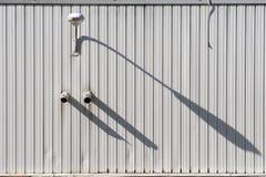 schaduwen Stock Foto