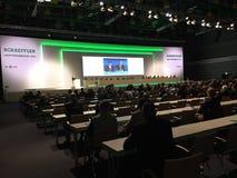 Schaeffler - Management-CEOs Lizenzfreie Stockbilder