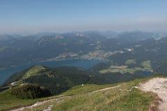 Schafberg, Alpes autrichiens Images libres de droits