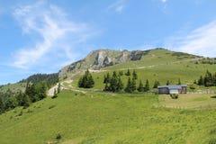 Schafberg, Alpes autrichiens Photo libre de droits