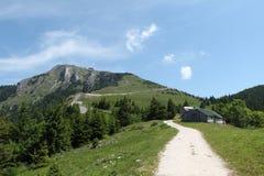 Schafberg, alpi austriache Immagini Stock