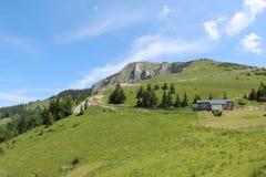 Schafberg, alpi austriache Immagini Stock Libere da Diritti