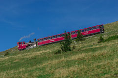 Schafberg Train Royalty Free Stock Photo
