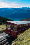 Schafberg Train Royalty Free Stock Images