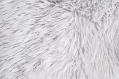 Schaffellwolldeckenhintergrund Wollbeschaffenheit lizenzfreie stockbilder