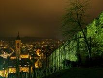 Schaffhausen, Швейцария Стоковые Изображения RF