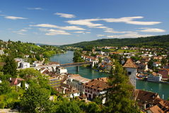 Schaffhausen Royalty Free Stock Photo