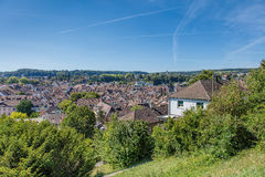 Schaffhausen cityscape Stock Image
