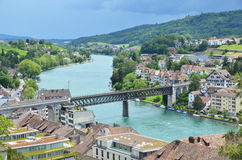 Schaffhausen, Switzerland Stock Images