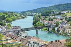 Schaffhausen, Switzerland Stock Images