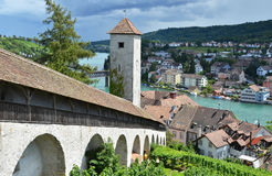 Schaffhausen, Switzerland Royalty Free Stock Image