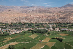Schahr-e gholghola - city of screams Stock Images