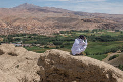 Schahr-e gholghola - city of screams Stock Photography