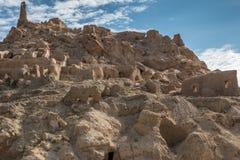Schahr-e gholghola - miasto wrzaski Zdjęcia Stock