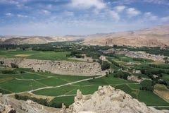 Schahr-e gholghola - stad av skrin Arkivbild