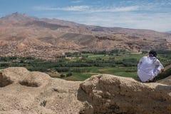 Schahr-e gholghola - stad av skrin Arkivbilder