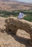 Schahr-e gholghola - stad av skrin Royaltyfria Bilder