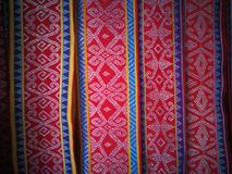 Schal von Borneo Lizenzfreies Stockbild
