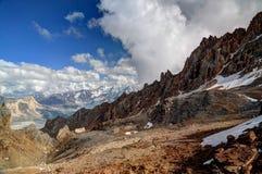 Schalbus-Dag гора, Дагестан, Россия стоковая фотография rf