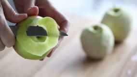 Schale des Apfels