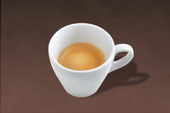 Schale Espresso Lizenzfreies Stockfoto