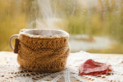 Schale heißer Tee Lizenzfreies Stockfoto