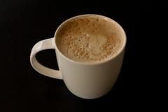 Schale Latte Stockbild