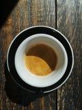 Schale Spezialitätskaffee stockfotografie