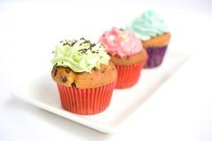 Schalen-Kuchen Stockbilder