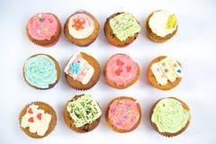 Schalen-Kuchen Lizenzfreie Stockfotos