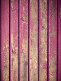 Schalenfarbe auf rustikalem Holz Stockfotos