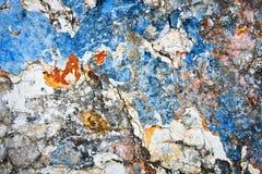 Schalenfarbe backgound Stockfotografie