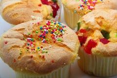 Schalenkuchen Stockfoto