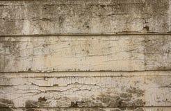 Schalenlack auf grunge Wand Stockfoto