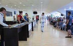 Schalenschmeckermeisterschaft Lizenzfreies Stockbild