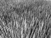 Schalentierbauernhof Stockbild