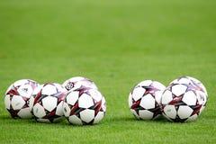 Schalke vs PAOK champions league Stock Photo