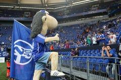 Schalke vs PAOK champions league Stock Photos