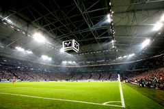 Schalke vs PAOK champions league Stock Photos