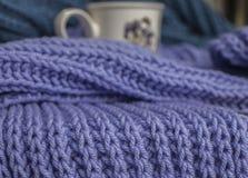 Schals, Linien von Mustern, Fähigkeiten Lizenzfreie Stockfotos