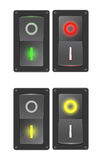 Schalter vektor abbildung