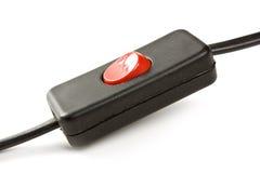 Schalter elektrisch stockfoto