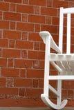 Schalthebel und Ziegelstein Lizenzfreie Stockbilder