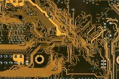 Schaltkreis stockbild